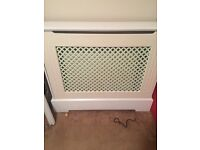 Radiator Cover Painted