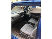 Suzuki Jimny 2001 SPARES OF REPAIRS
