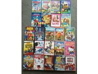 Children's and family DVDs. PLEASE TAKE A LOOK