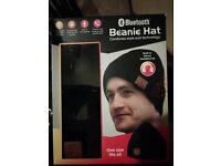 Bluetooth Beanie Hat - New Unopened