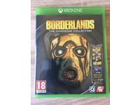"Borderlands ""The Handsome Collection"" Xbox One"