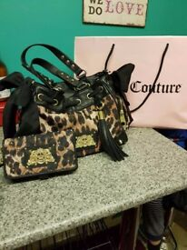 juicy couture bag purse bag used twice purse never used