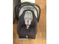 Mamas & Papas Primo Viaggio baby car seat - good condition
