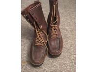 Men's boots size 8.5/9