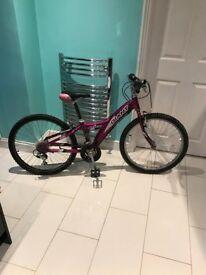 girls giant 24 inch wheel bike