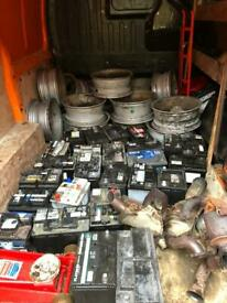 ♻️ All Car Batteries, Alloys and catalytic converters wanted ♻️
