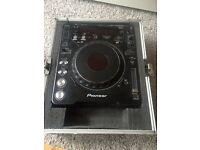 2x Pioneer CDJ 1000 mk3