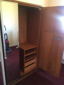 Wardrobes and drawers free to anyone that can collect