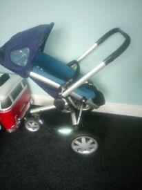 Quinny classic buzz stroller