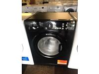 9 KG BLACK WASHER DRYER WITH GUARANTEE 🇬🇧🇬🇧🇬🇧🇬🇧