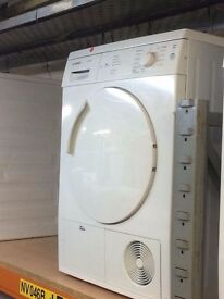 BOSCH 7KG CONDENSER DRYER RECONDITIONED