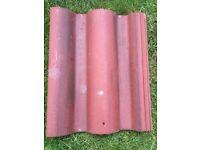 Unused roof tiles £15