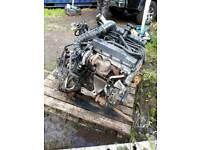Ford Transit Engine and Gearbox