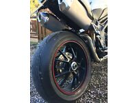 Triumph Speed Triple - 4 months old - 254 miles - £400 of extras
