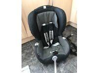 Britax Duo Car seat and manual