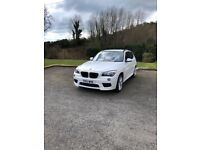 Immaculate condition BMW X1 M Sport - only 25,000 miles on the clock.