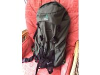 Craghopper large framed rucksack