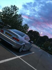 Reduced! BMW 330ci Sport Auto e46 Coupe Titan Silver