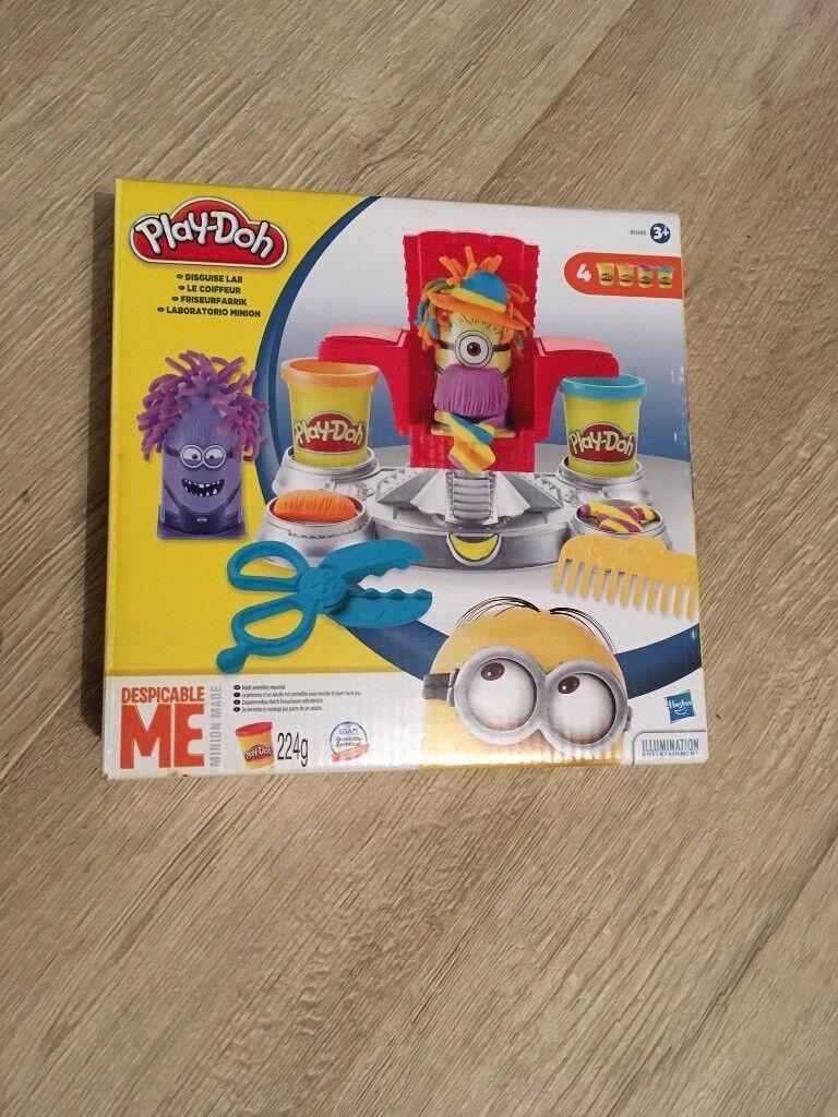 Minions Play-doh Set