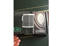Flexson Play 1 wall bracket white. (Bristol Clifton collection only)