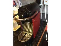 Nespresso Magimix M110 coffee machine