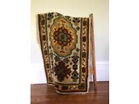 Hand knotted morrocan Berber rug