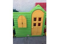 Little Tikes Evergreen Cottage Playhouse