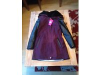 Girls Ted Baker Coat