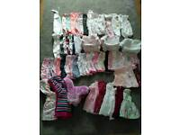 Free baby girl clothes newborn to 6-9 months