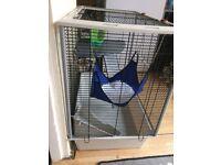 Large rat / hamster cage
