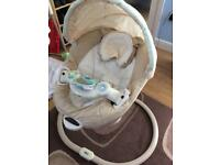 Baby swing chair graco as new