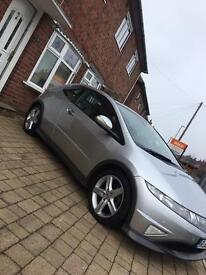 Civic Type S GT 2.2 icdti very low mileage