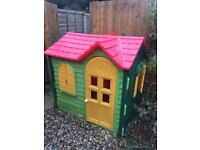 Outside Play House