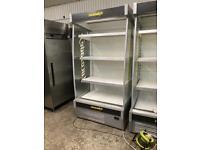 Drink display fridge for shop cafe restaurant restaurant takeaway pizza chiller bfjvf