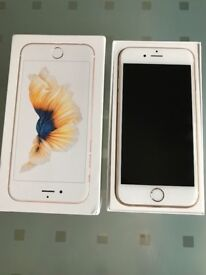 Apple iPhone 6s Gold 16gb Unlocked