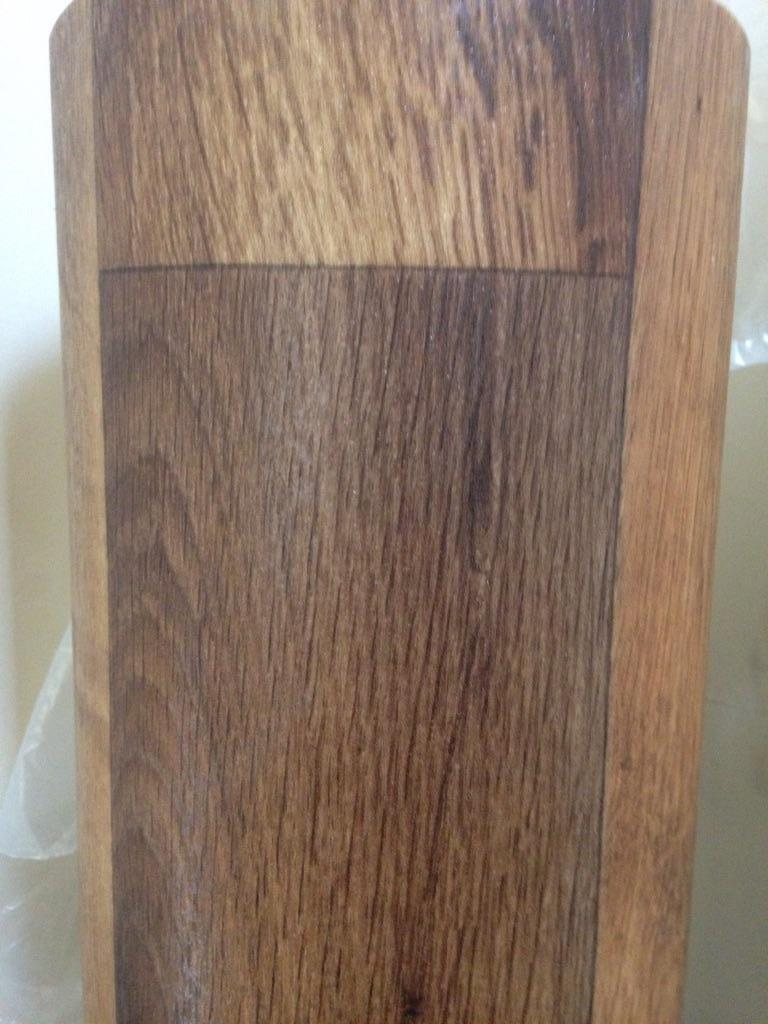 Vinyl flooring dark oak wood effect in winchester for Dark wood linoleum flooring