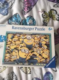 Despicable me puzzle