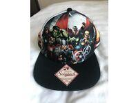 Snapback Marvel Avengers Cap/Hat