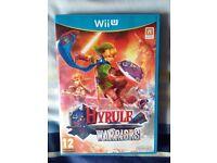 Zelda Hyrule Warriors - Nintendo Wii U Video Game - Like New