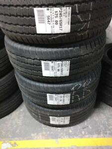245/65/17 Michelin LTX M/ S (All Season)