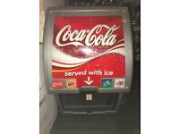 Flavour soda fountain drink dispenser coca-cola machine ice dispenser