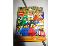 LEGO MINIFIGURES SERIES 18 PACK (2) PARTY SERIES to celebrate 40 years - 71021