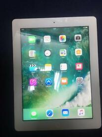 Apple iPad 4 white 32gb wifi only