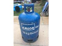Calor gas bottle 15 kg **EMPTY**