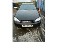 Here I CHEVROLET 1.6 petrol me like swap for car