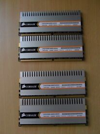 Ram chips. Corsair 2GB with cooling fins. 4 available