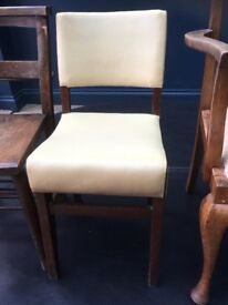 Random chairs. £10.00 each. Collection only