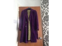 WOMEN'S BODEN COAT SIZE 12 FOR SALE