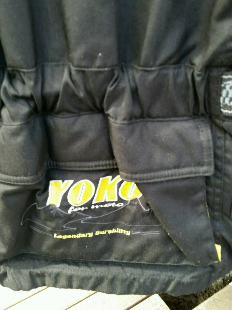 Yoko motorcycle gloves -