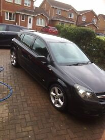 Black Astra 05 Plate